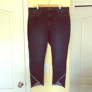 NYDJ Sheri Slim Jeans size 18